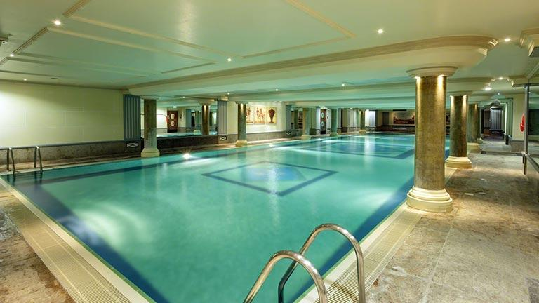 hotel piscine spa londres