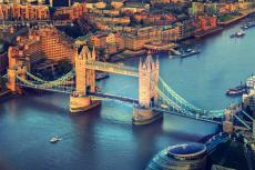 Londres vue Tower Bridge