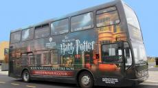 Studios Harry Potter - Londres - Bus