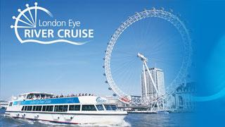 London Eye River Cruise Experience