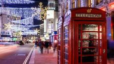 weekend londres famille noel nouvel an