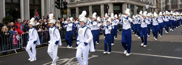 Londres, New Year's Day Parade
