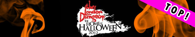 blog week end londres halloween london dungeon