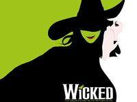week end londres comedie musical wicked