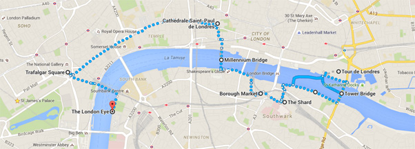Visiter Londres En 3 Jours Tour De Tower Bridge The Shard